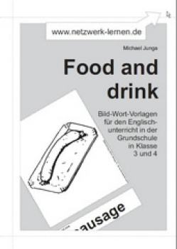 Michael Junga: Bild-Wort-Vorlagen Food and drink