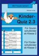 Michael Junga: Kinder-Quiz 2.3
